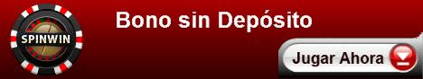 Spinwin Casino Bono Sin Deposito