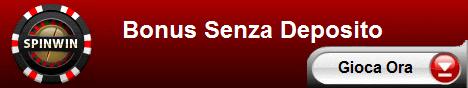 SpinWin Casino Bonus Senza Deposito